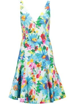 Ralph Lauren Magnolia summer dress