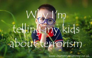 Why I'm telling my kids about terrorism