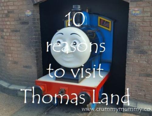10 reasons to visit Thomas Land