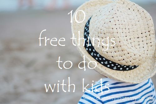 10 free things to do with kids