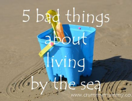 5 bad things about living by the sea!