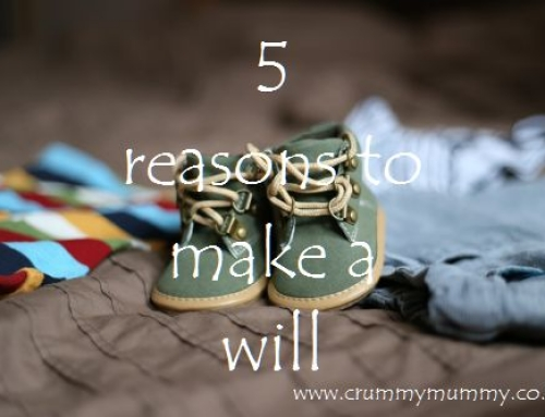 5 reasons to make a will