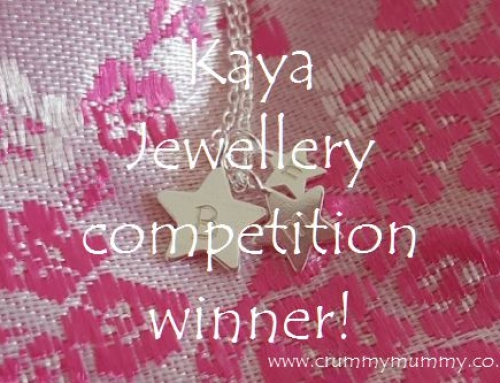 Kaya Jewellery competition winner!