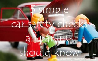 5 simple car safety checks all parents should know