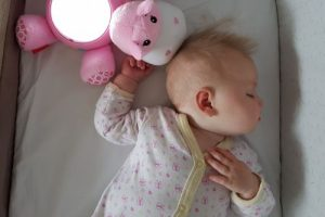 Establishing a bedtime routine at 6 months