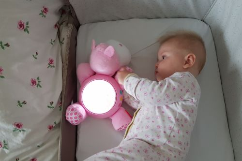 Fisher-Price Hippo Projection Soother review 4