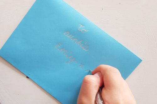 easy ways to make handwriting fun