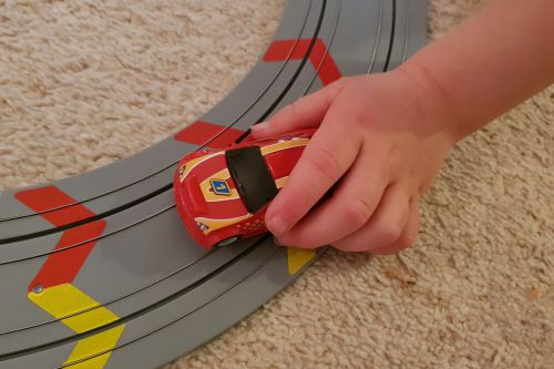 My First Scalextric review 5