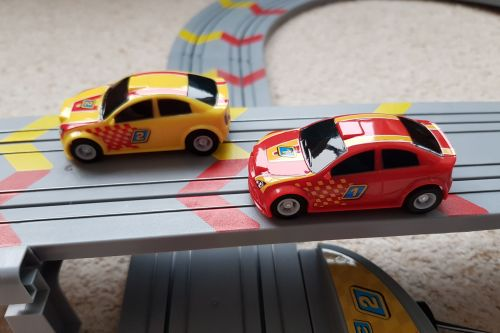 My First Scalextric review 8