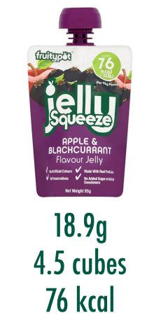 FruityPot Jelly Squeeze
