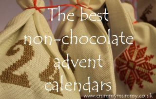 The best non-chocolate advent calendars