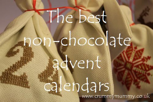 The best non-chocolate advent calendars