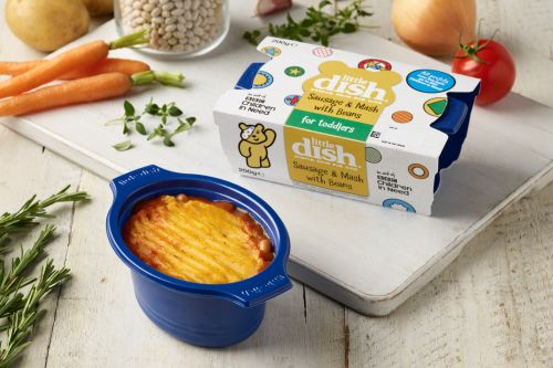Win a month's supply of Little Dish toddler meals!