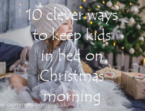 10 clever ways to keep kids in bed on Christmas morning