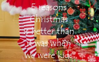 5 reasons Christmas is better than it was when we were kids
