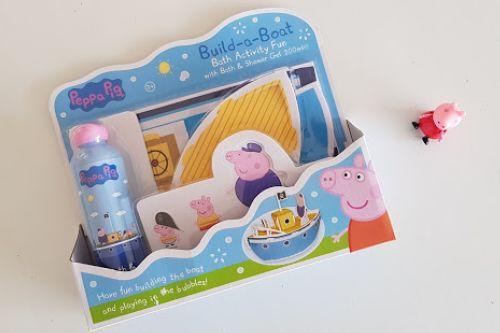 Peppa Pig Build-a-Boat