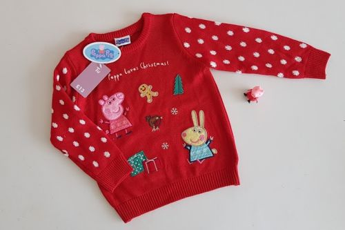 Peppa Pig Christmas jumper