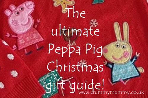 The ultimate Peppa Pig Christmas gift guide