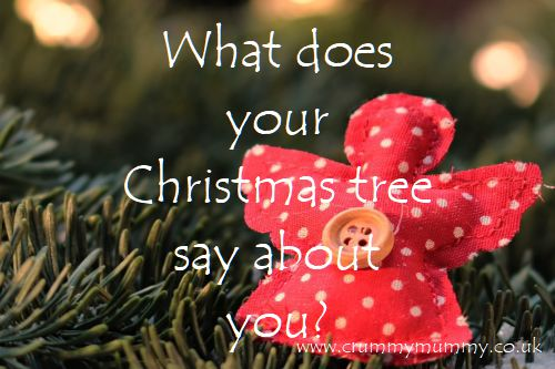 What does your Christmas tree say about you?