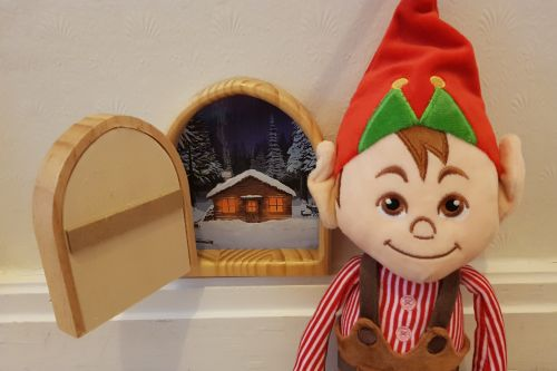 Conker The Silly Elf