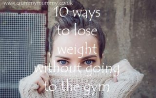 10 ways to lose weight without going to the gym