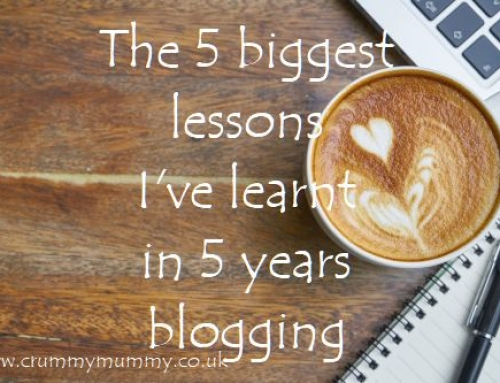 The 5 biggest lessons I've learnt in 5 years blogging