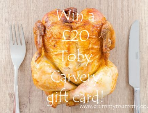 Win a £20 Toby Carvery gift card!