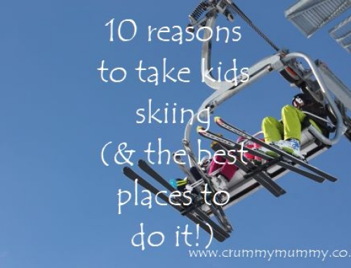 10 reasons to take kids skiing (& the best places to do it)