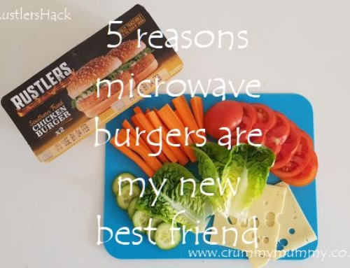 5 reasons microwave burgers are my new best friend