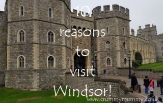 reasons to visit Windsor