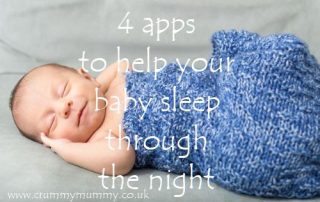 apps to help your baby sleep