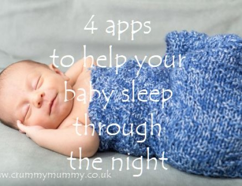 4 apps to help your baby sleep through the night