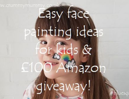 Easy face painting ideas for kids & £100 Amazon giveaway!