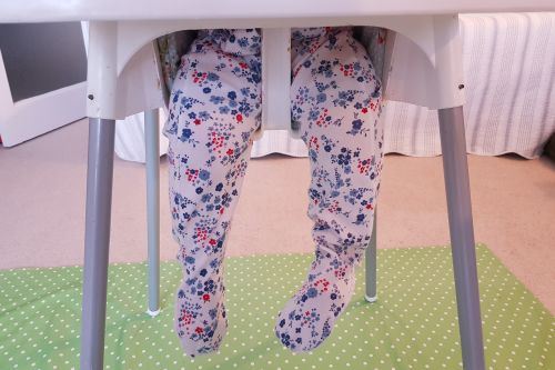 Win £30 worth of Messy Me oilcloth weaning accessories 8