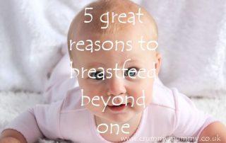 reasons to breastfeed