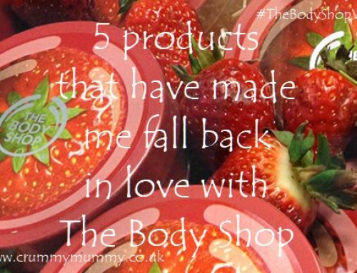 5 products that have made me fall back in love with The Body Shop