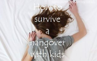 hangover with kids