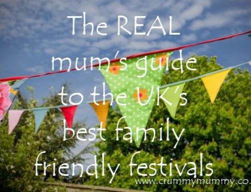 The REAL mum's guide to the UK's best family friendly festivals