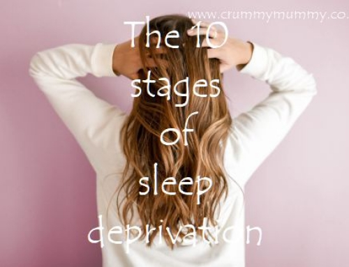 The 10 stages of sleep deprivation