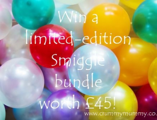 Win a limited-edition Smiggle bundle worth £45!