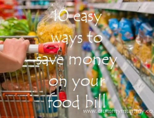 10 easy ways to save money on your food bill