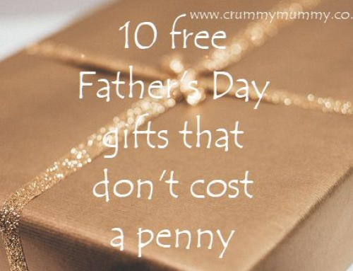 10 free Father's Day gifts that don't cost a penny