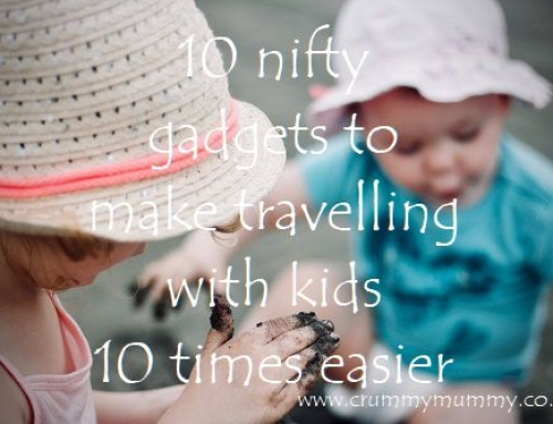 10 nifty gadgets to make travelling with kids 10 times easier