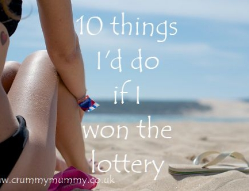 10 things I'd do if I won the lottery & WIN £50 Lottoland credit!