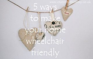 ways to make your home wheelchair friendly