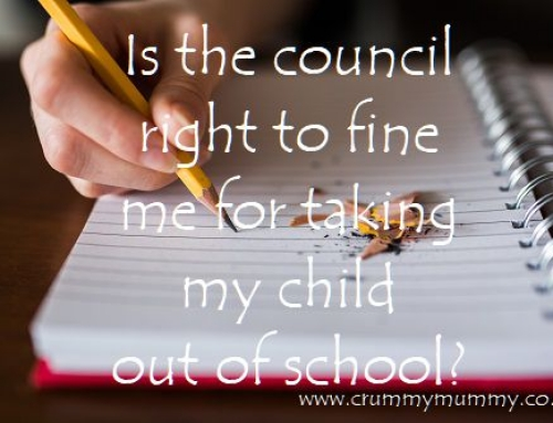 Is the council right to fine me for taking my child out of school?