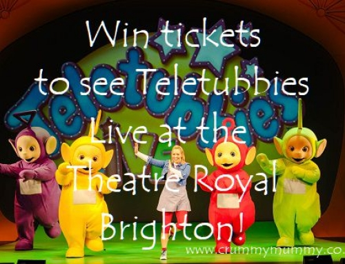 Win tickets to see Teletubbies Live at Theatre Royal Brighton!