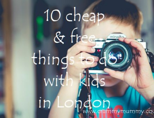 10 cheap & free things to do with kids in London