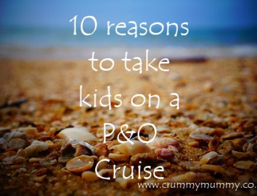 10 reasons to take kids on a P&O Cruise