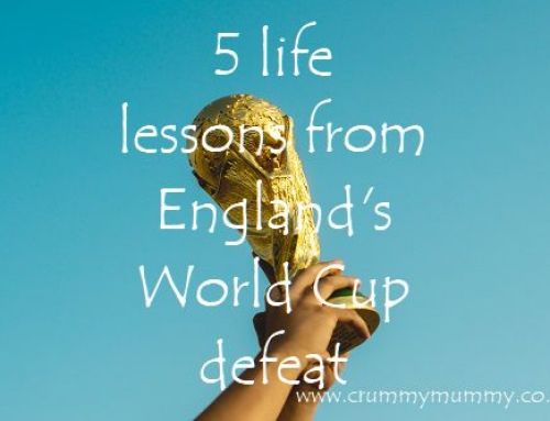 5 life lessons from England's World Cup defeat